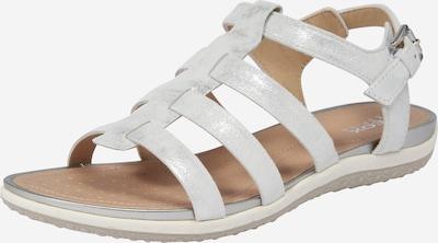 GEOX Páskové sandály 'SAND.VEGA' - stříbrná, Produkt