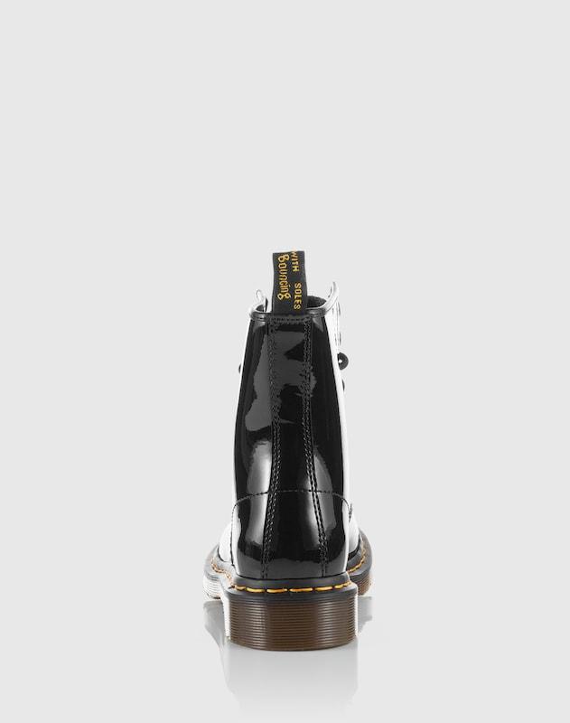 À En DrMartens '1460 Noir 8' Lacets Bottines ON8vw0ymn