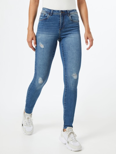 VERO MODA Jeans 'TANYA' in blue denim, Modelansicht