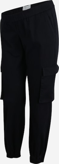 Pieces Maternity Cargo hlače 'SISCA' u crna, Pregled proizvoda