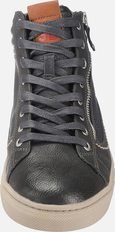 MUSTANG High Top Sneaker mit Reißverschluss