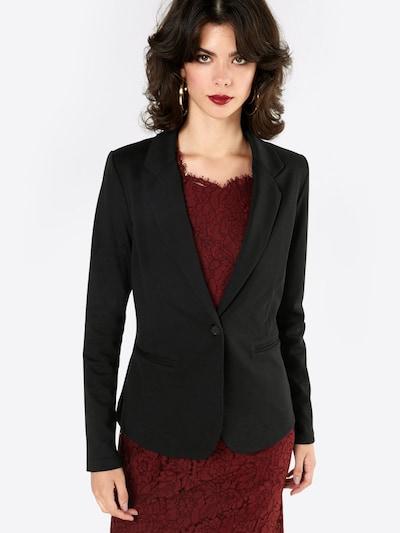 ICHI Blazer 'Kate' in Black, View model
