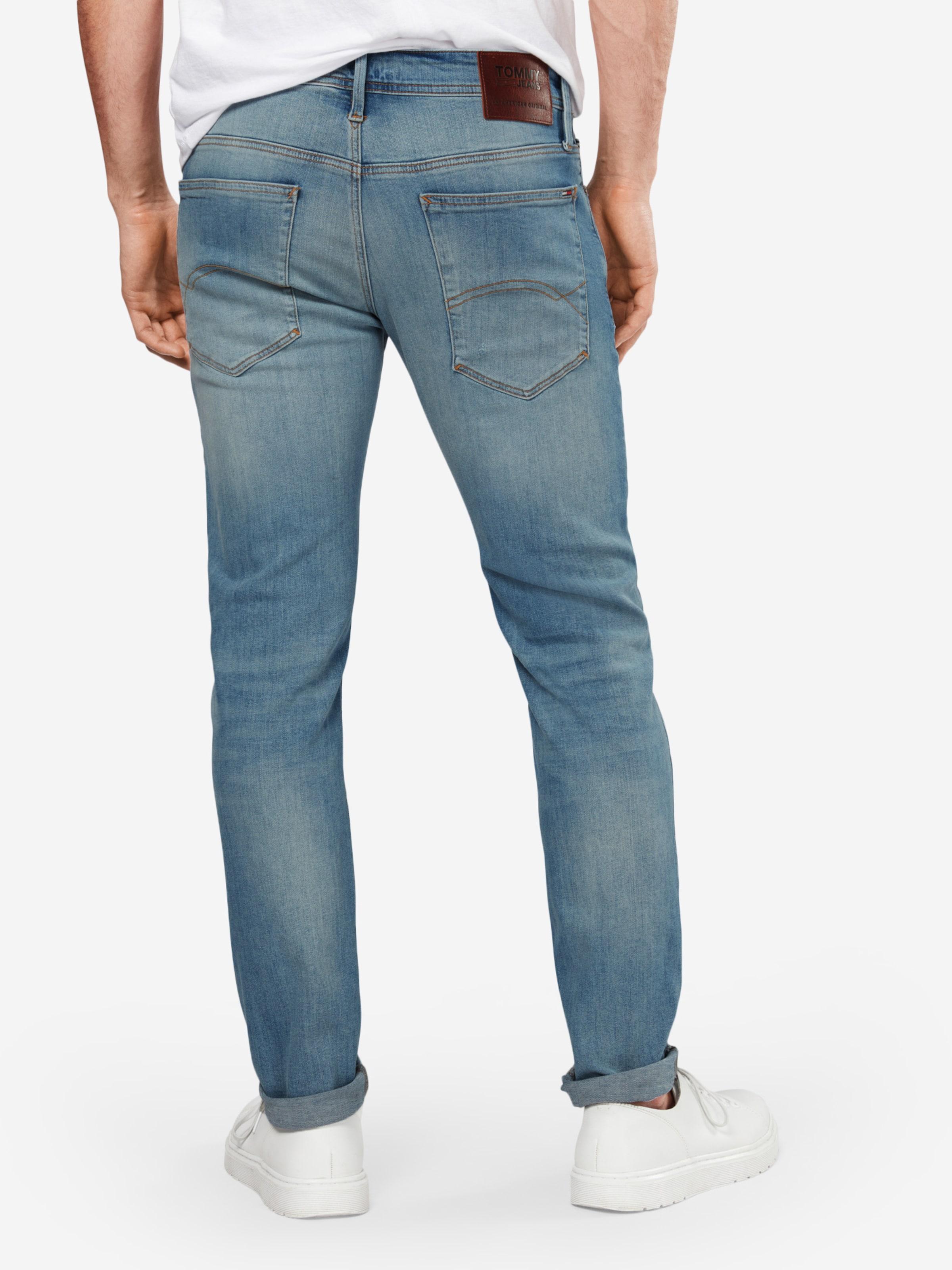 Billig Genießen 2018 Kühl Tommy Jeans Jeans 'SKINNY SIMON SPLBLS' Freies Verschiffen Online Spielraum Erschwinglich Manchester Verkauf Online YnpXp