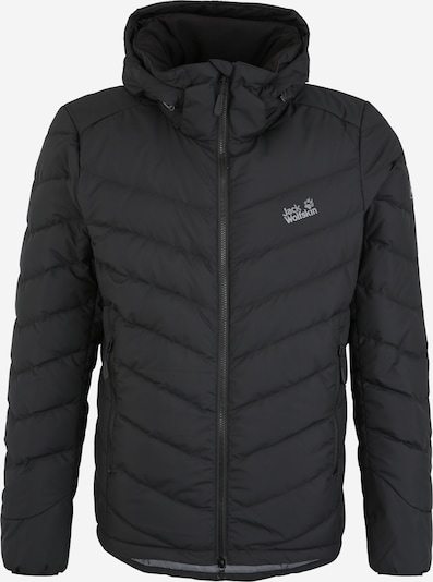 JACK WOLFSKIN Funktionsjacke 'Fairmont' in schwarz, Produktansicht