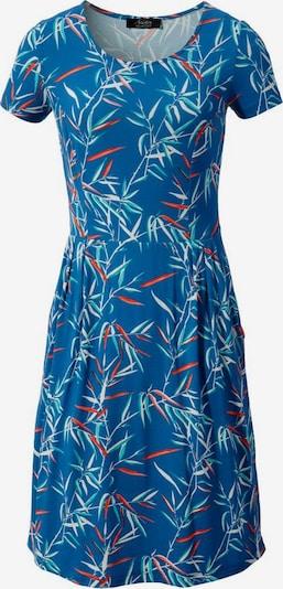 Aniston SELECTED Kleid in blau / mischfarben, Produktansicht
