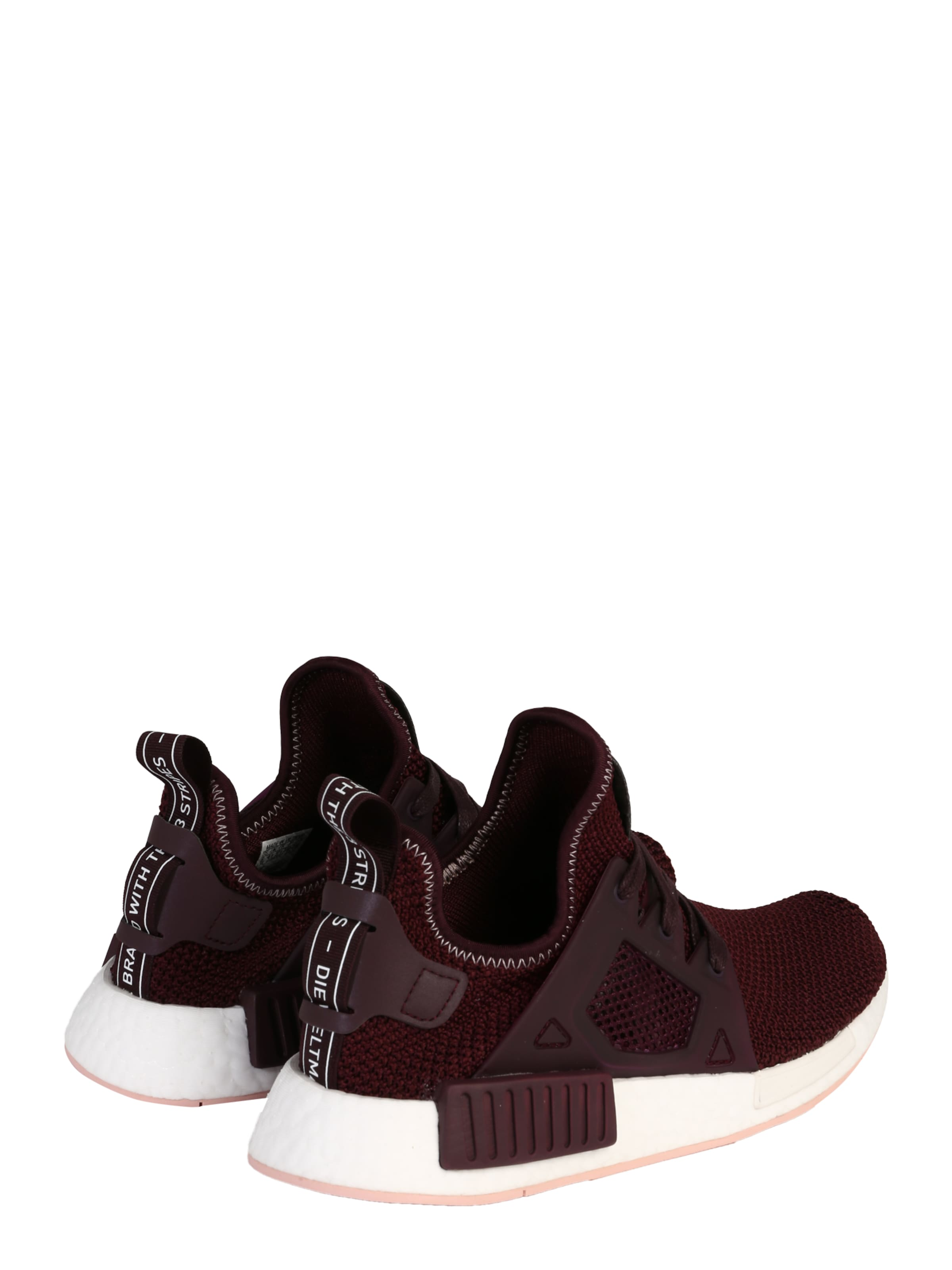 xr1' Originals In Adidas 'nmd Sneaker Burgunder P0nOwk