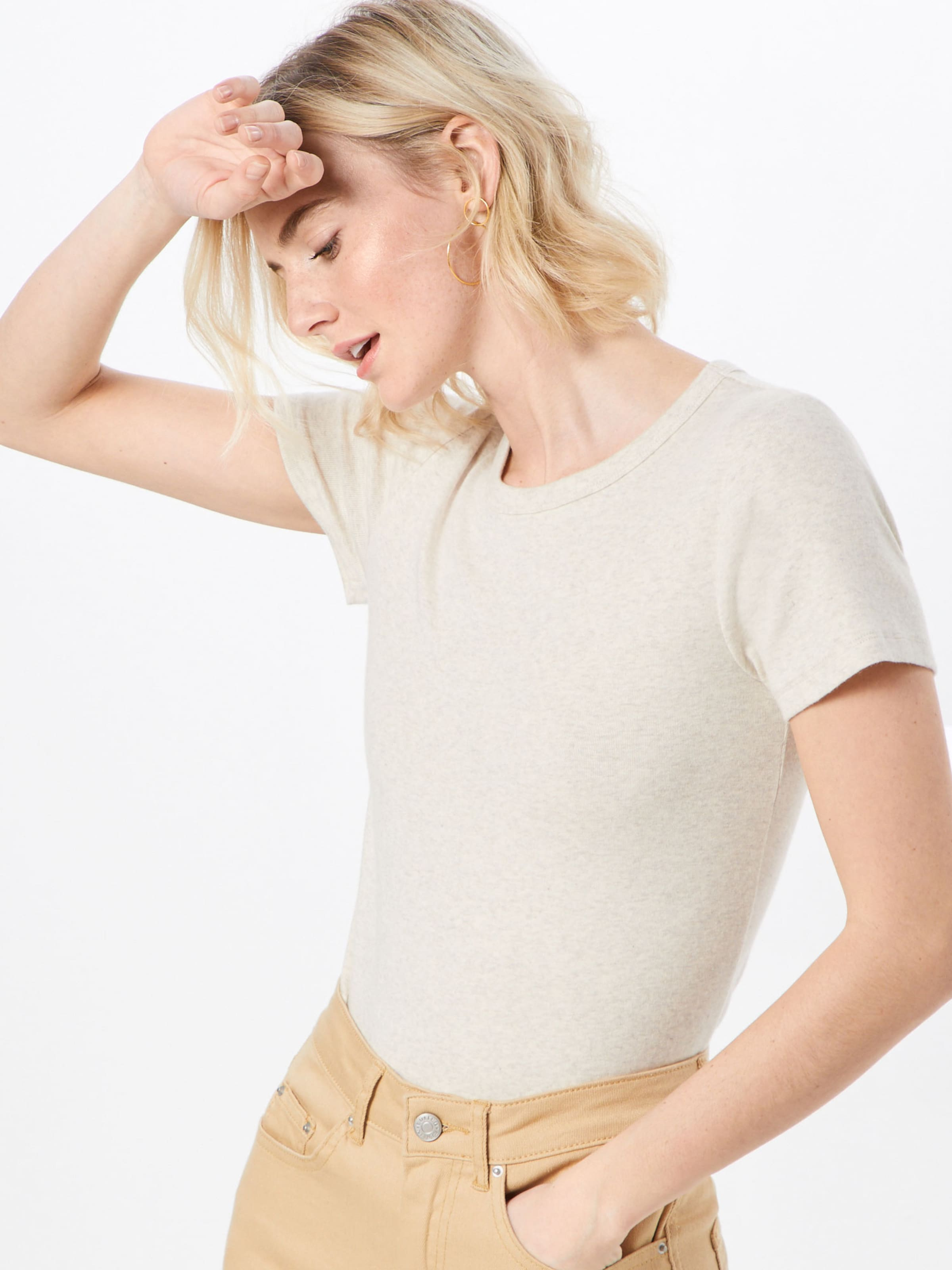 shirt En Crew' T Crème 'mod Gap 0O8vnmNw