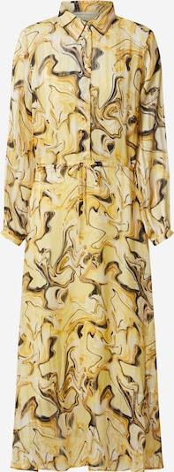 InWear Kleid  'ReemaI' in braun / gelb, Produktansicht
