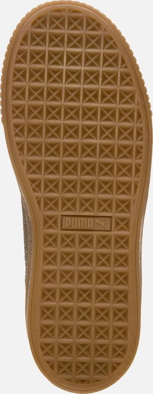 PUMA 'Suede Platform Bubble' Sneaker
