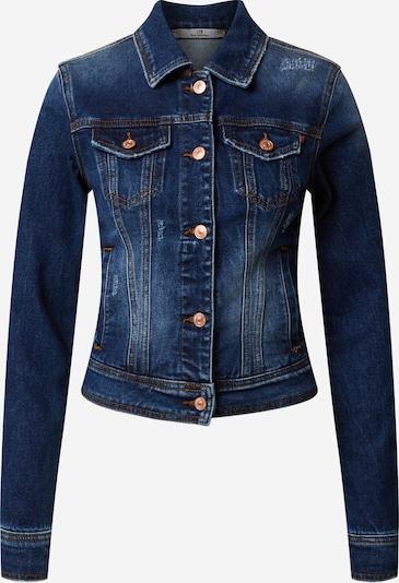 LTB Between-season jacket 'Destin' in blue denim, Item view