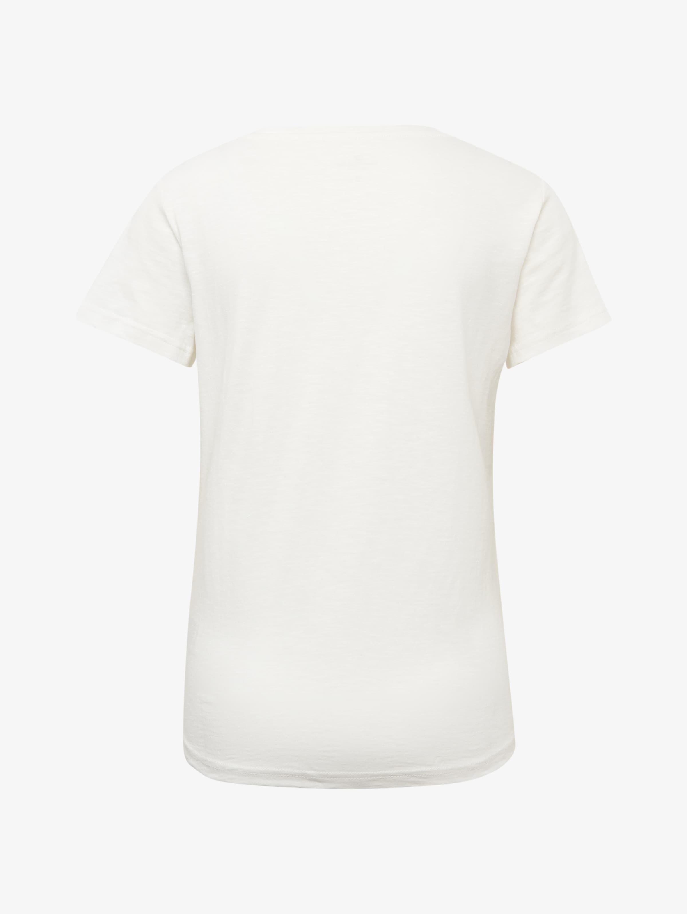 shirt In GelbWeiß Tom Tailor T xCWQrBoed