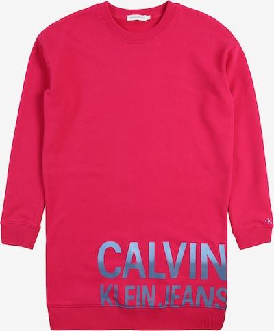 Calvin Klein Jeans Sweat-shirt 'STAMP LOGO SWEATSHIR' en rose, Vue avec produit
