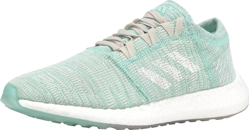 ADIDAS PERFORMANCE Damen-Laufschuhe 'Pure Boost Go W' in mint / weiß