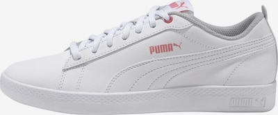 PUMA Niske tenisice 'Smash v2' u roza / bijela, Pregled proizvoda
