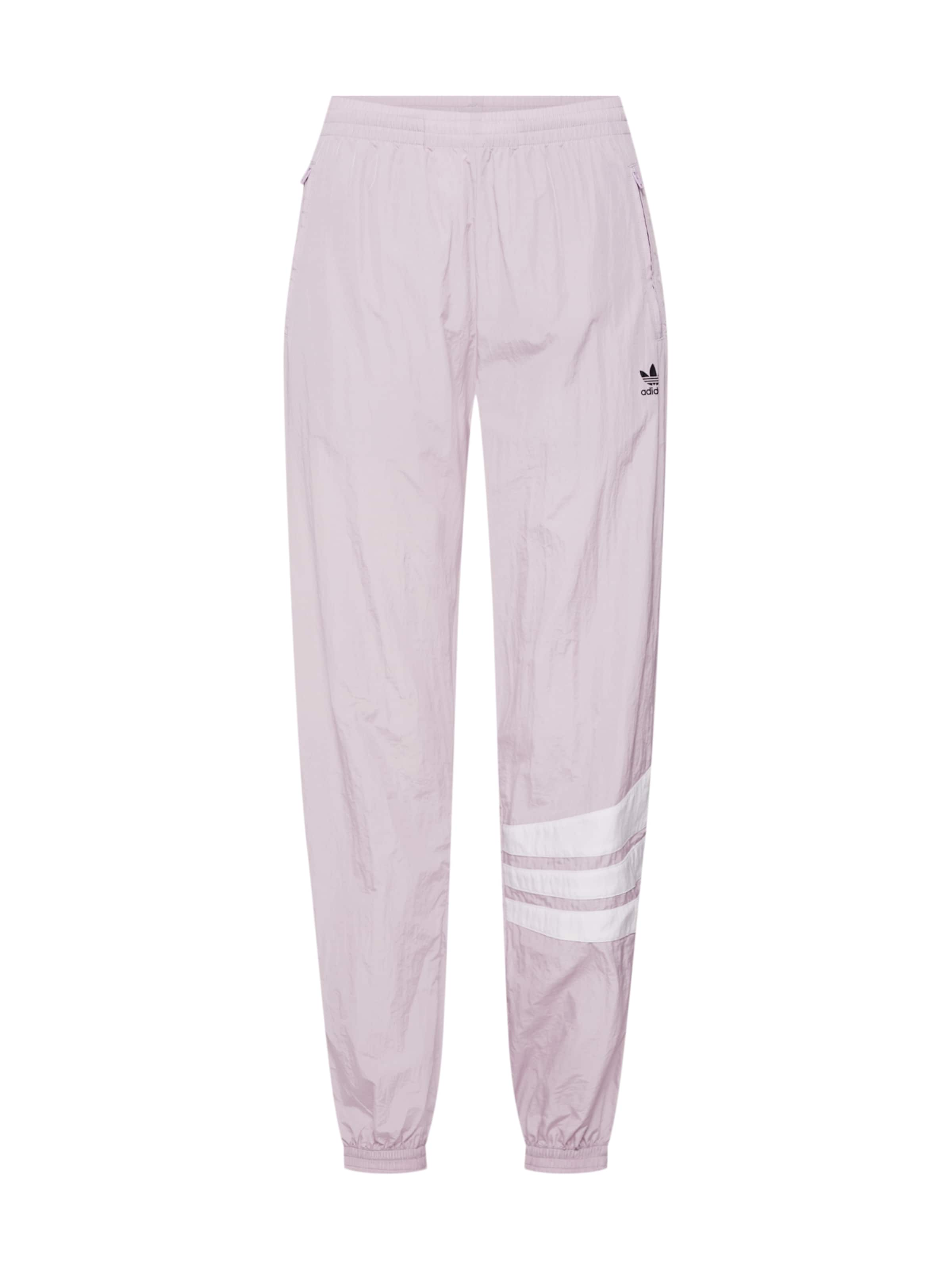 In Pastellila Adidas Broek Originals Wit O8qq6wzx