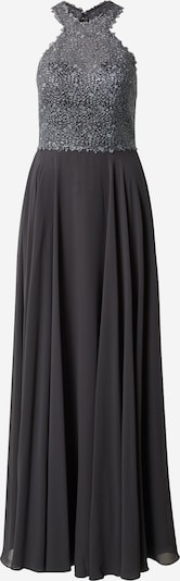 mascara Abendkleid 'SPARKLE LACE' in dunkelgrau, Produktansicht