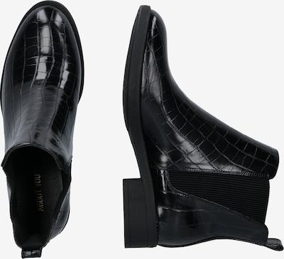Ghete chelsea 'Fine' ABOUT YOU pe negru: Privire laterală