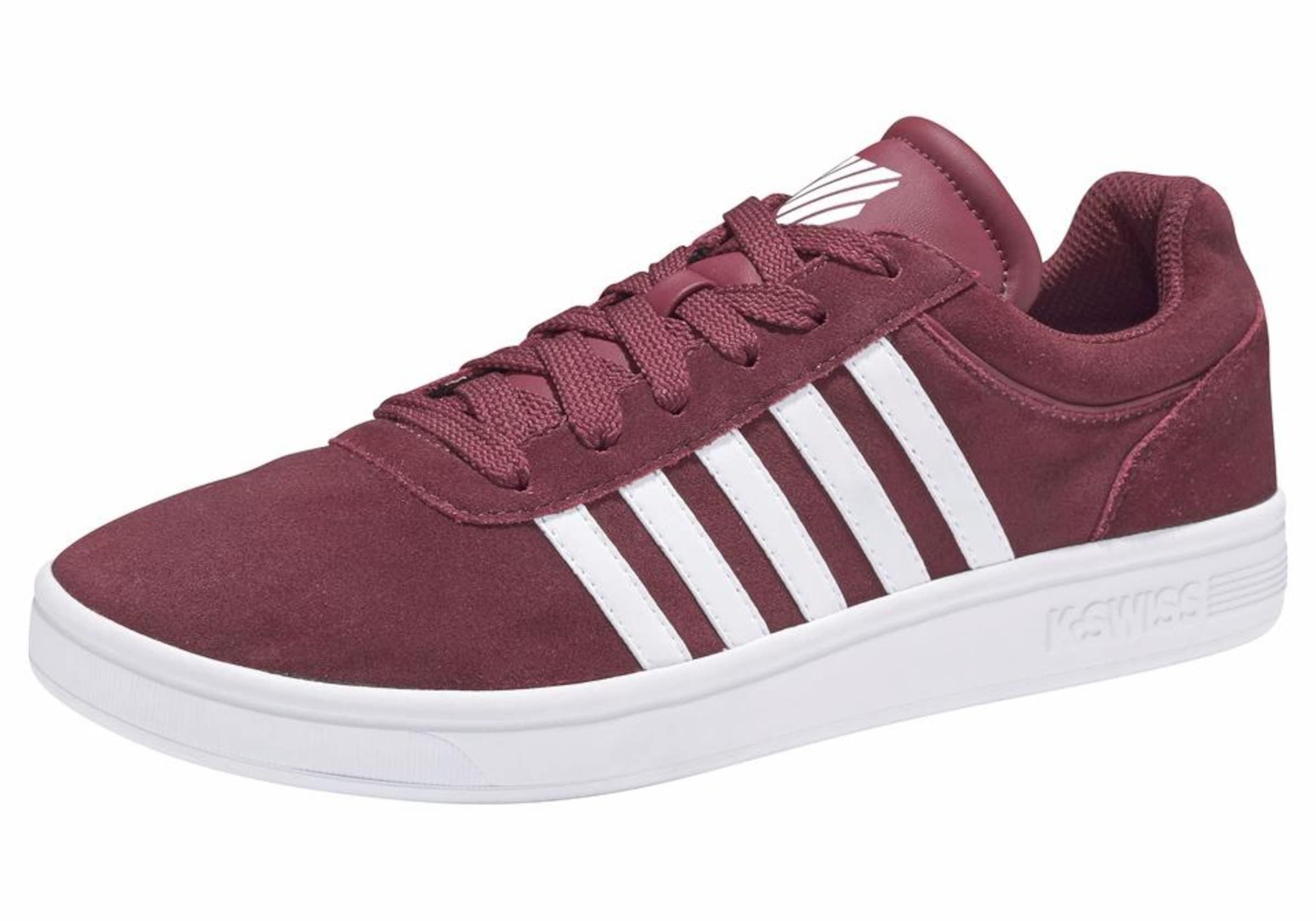 K-SWISS Sneaker  Court Cheswick Suede