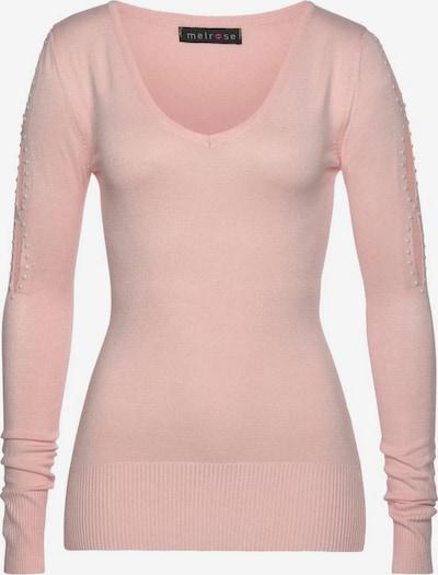 MELROSE Pullover in rosa, Produktansicht