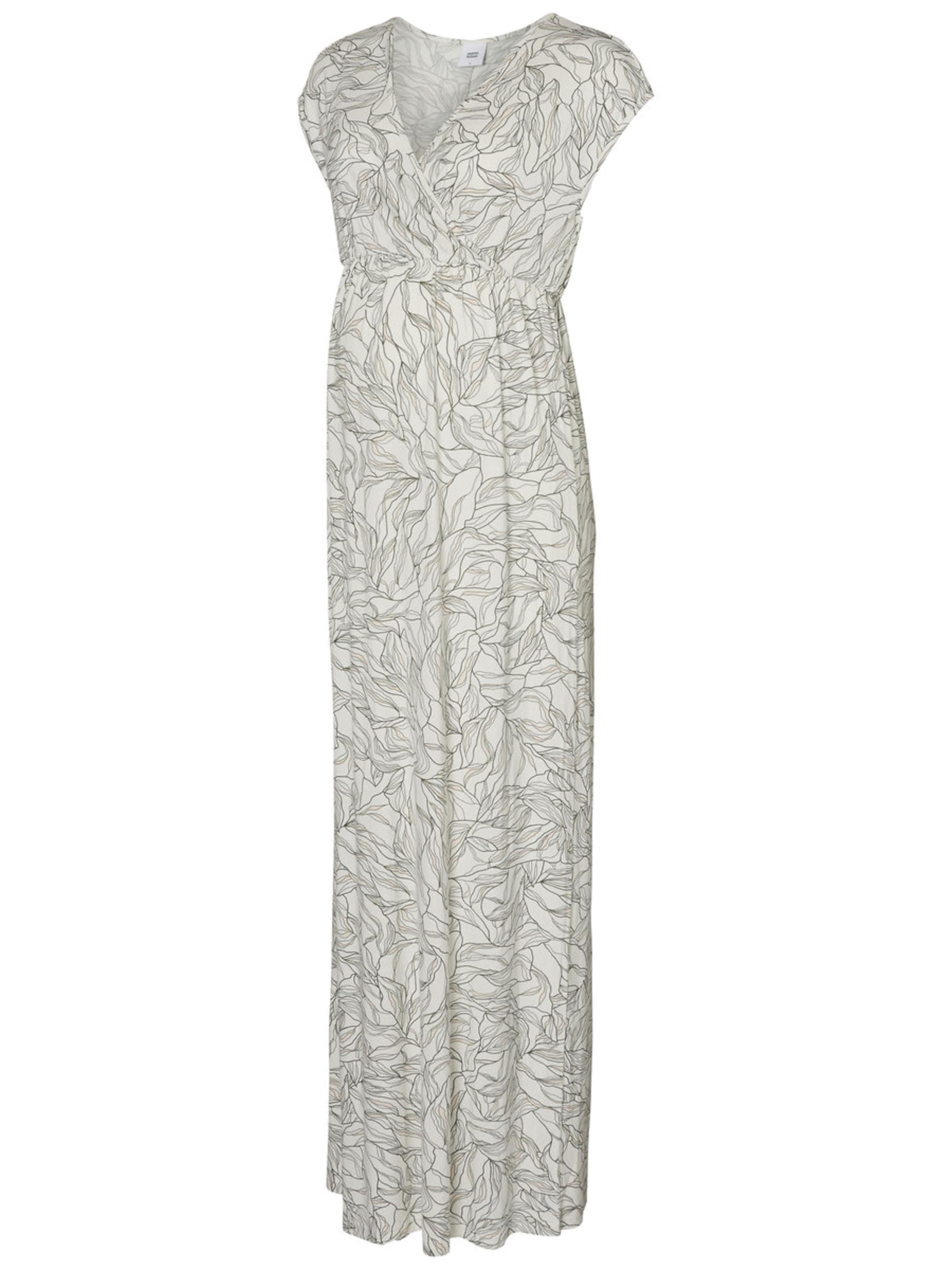 Rabatt Größte Lieferant Niedriger Versandverkauf Online MAMALICIOUS Bedrucktes Maxi Kleid UA5Vo7j
