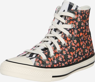 CONVERSE Sneaker 'CHUCK TAYLOR ALL STAR' in orange / pink / schwarz, Produktansicht