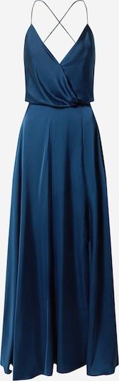 Unique Robe de soirée en bleu nuit, Vue avec produit