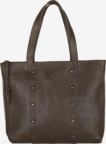 LEGEND Handbag 'Farini' in Green