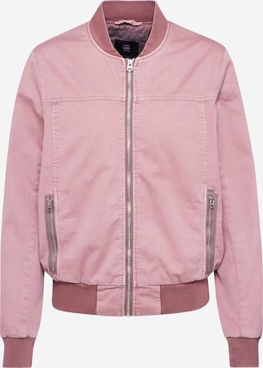 G-Star RAW Jacke 'Chopper' in rosé, Produktansicht