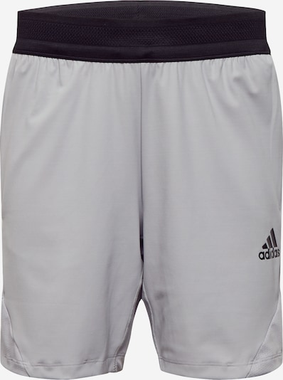 ADIDAS PERFORMANCE Pantalon de sport en gris, Vue avec produit