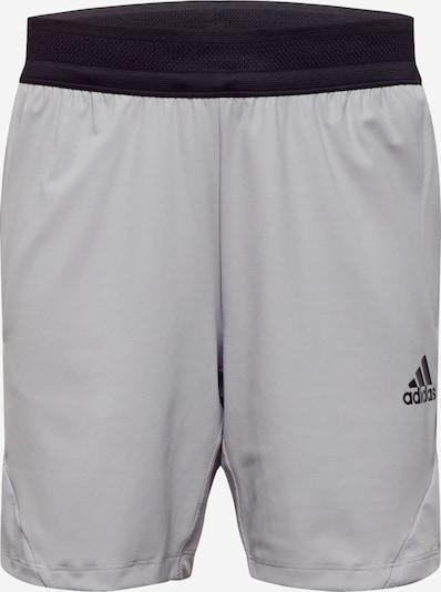 ADIDAS PERFORMANCE Sporthose in grau, Produktansicht