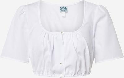 HAMMERSCHMID Bluse 'Else' in weiß, Produktansicht