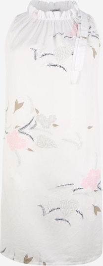 Z-One Kleid 'Nadescha' in weiß, Produktansicht