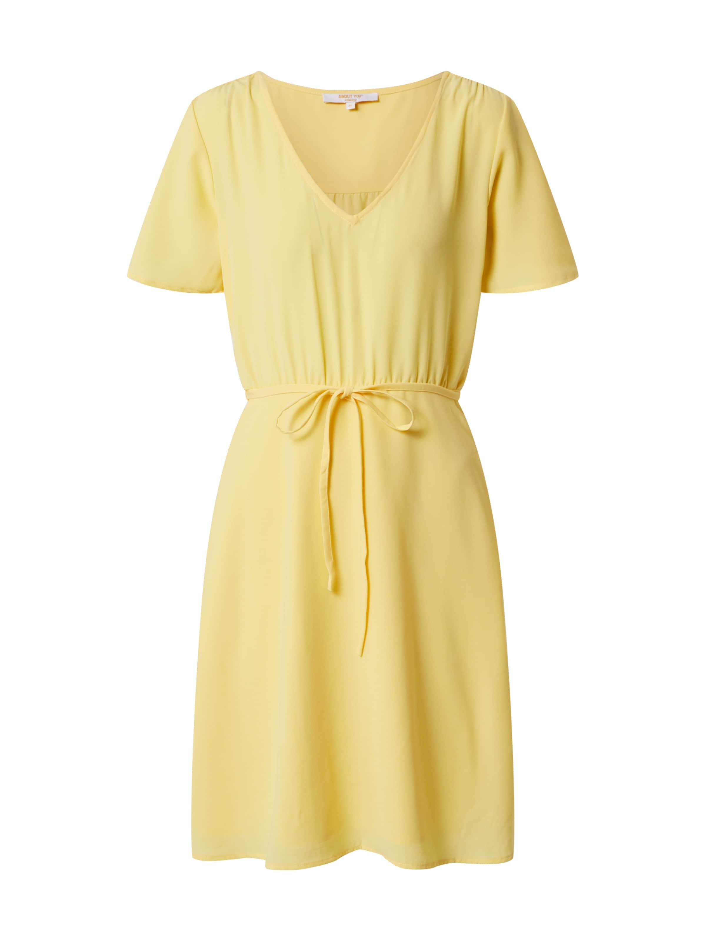 ABOUT YOU Ruha 'Kate' sárga színben