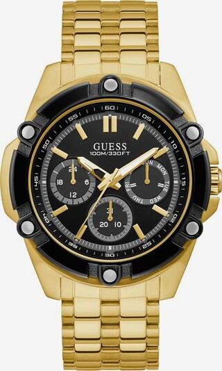 GUESS Uhr 'BOLT' in gold, Produktansicht