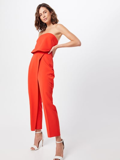 GUESS Jumpsuit 'Catarina' in rot, Modelansicht