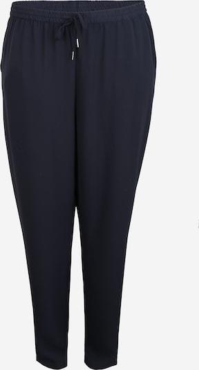 ONLY Carmakoma Pantalon en bleu foncé, Vue avec produit