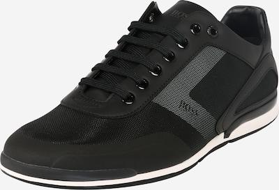 BOSS Sneaker 'Saturn' in schwarz / weiß, Produktansicht