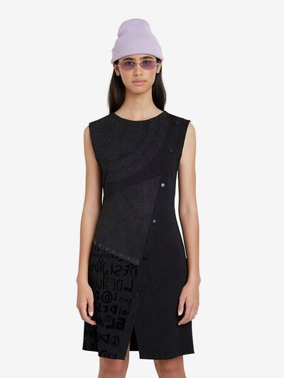 Desigual Kleid 'NEW HYORK' in schwarz, Modelansicht