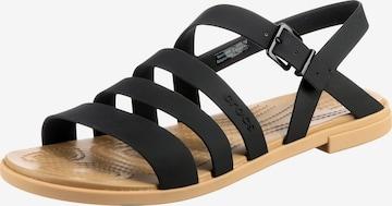 Crocs Sandals 'Tulum' in Black