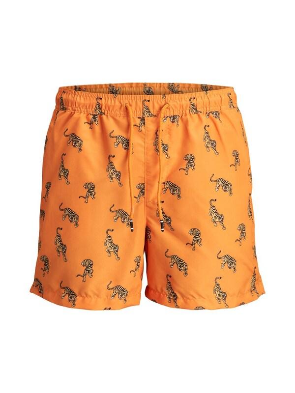 Jackamp; Pszmuv Orange De Shorts Bain En Jones qzVLUMGSp
