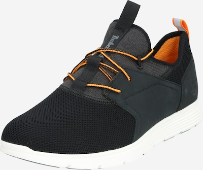 TIMBERLAND Baskets basses 'Killington' en orange / noir, Vue avec produit