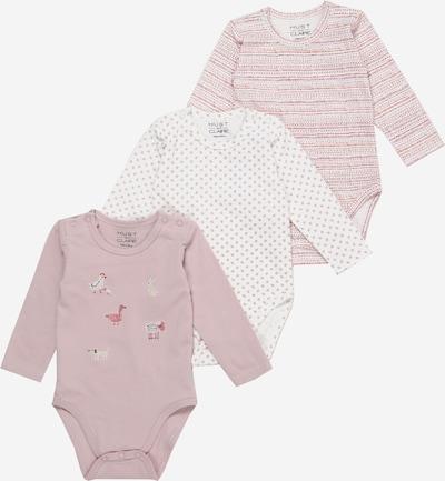 vegyes színek / fáradt rózsaszín / fehér Hust & Claire Kezeslábas, Termék nézet