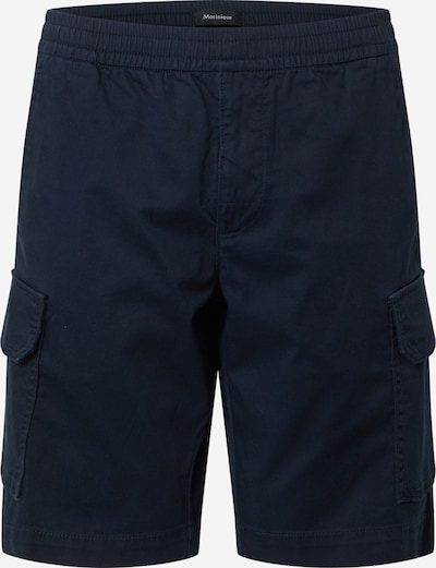 Matinique Shorts in navy, Produktansicht