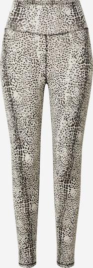 Ragdoll LA Leggings in beige / schwarz, Produktansicht