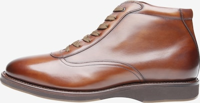 SHOEPASSION Sneaker rahmengenäht 'No. 971' in rostbraun: Frontalansicht