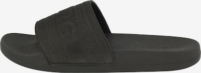 BJÖRN BORG Muiltjes ' ROMEO ' in de kleur Zwart, Productweergave