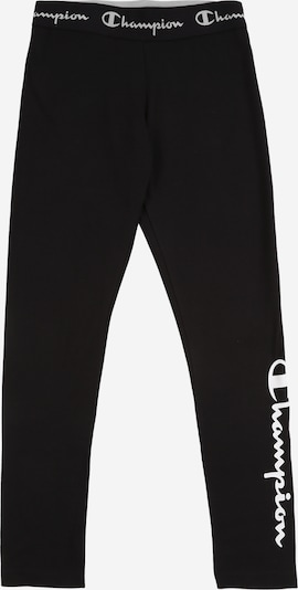 Champion Authentic Athletic Apparel Leggings in schwarz / weiß, Produktansicht