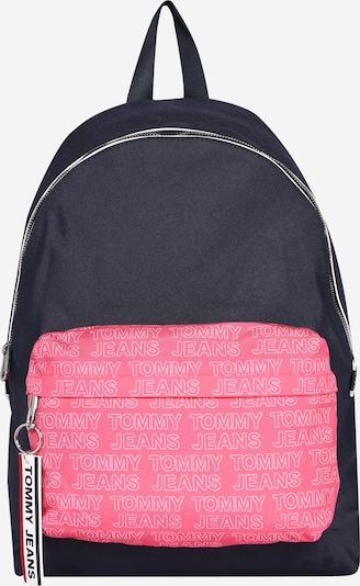 Kuprinė iš Tommy Jeans , spalva - ultramarino mėlyna (skaidri)  / rožinė, Prekių apžvalga