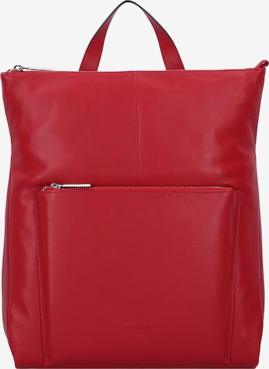 Picard Rucksack 'Maggie' in rot, Produktansicht