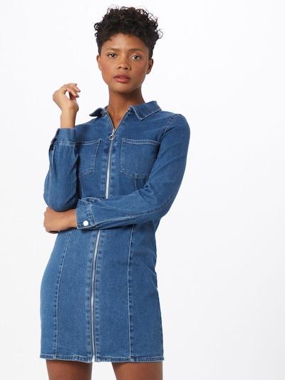 ONLY Kleid in blue denim, Modelansicht